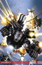 War Machine Comics (2008 Series)